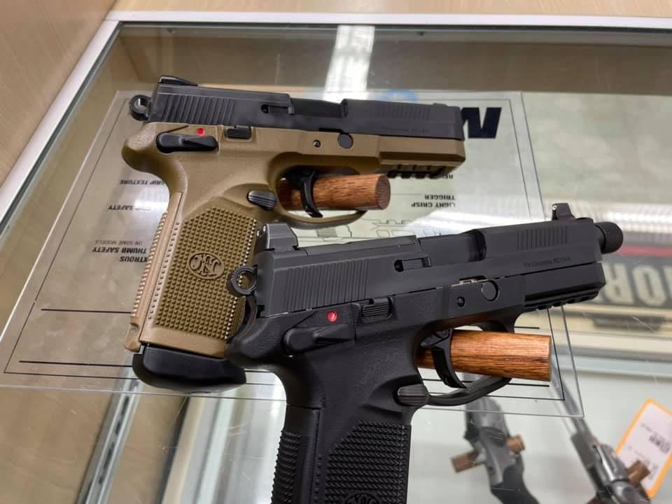 pistol core concepts