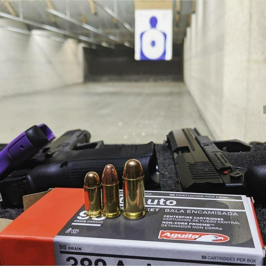 gun shooting range in texas